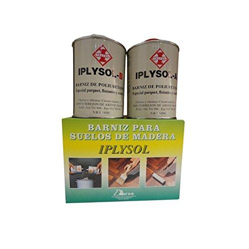 IPLISA - Barniz para suelos de madera iplysol