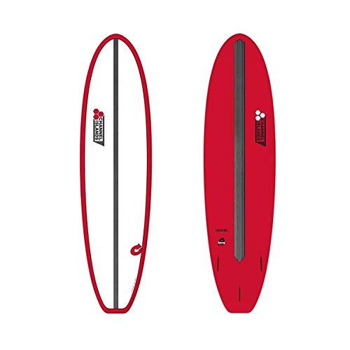Channel Islands Tabla de Surf X-Lite Chancho 7.6 Rojo