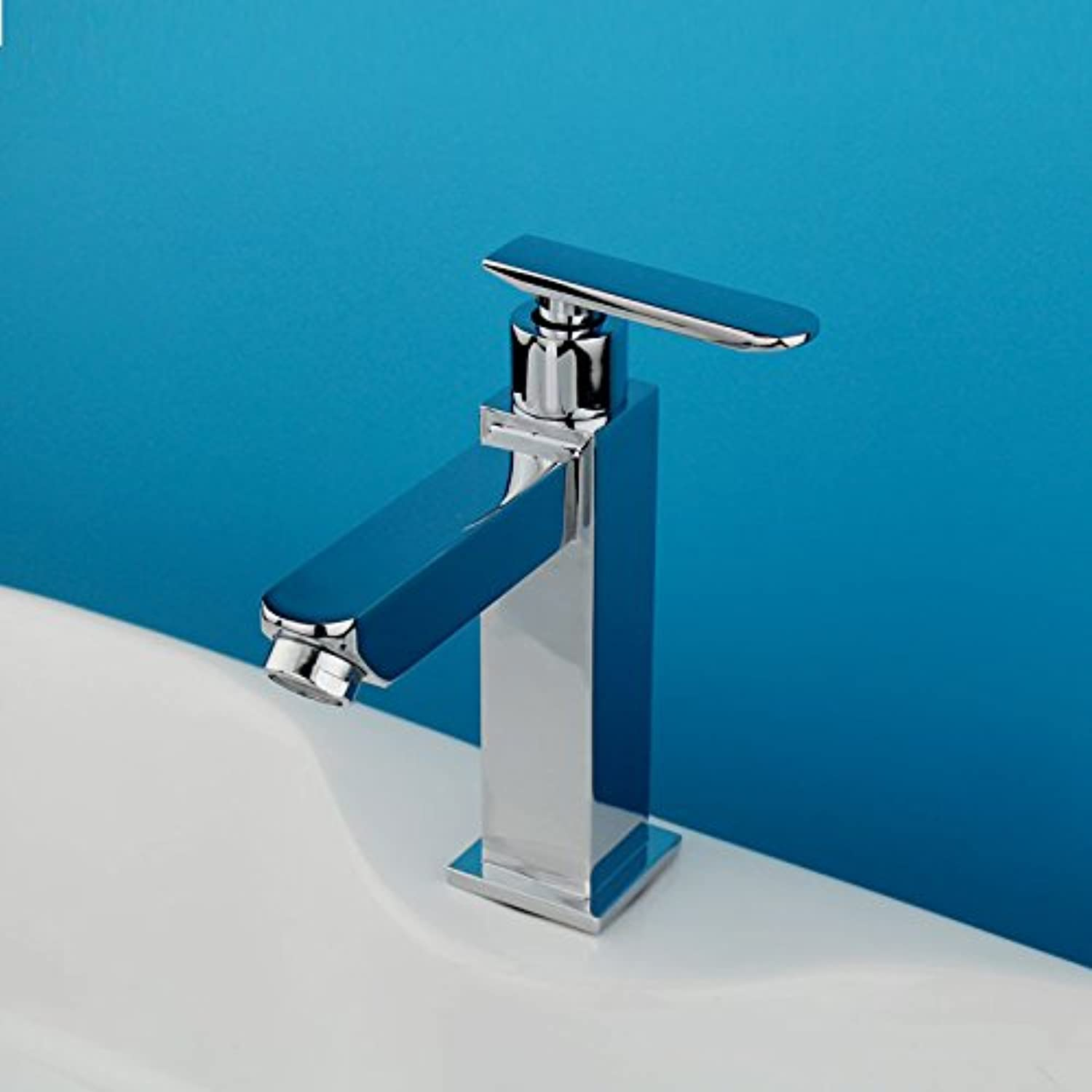Hlluya Professional Sink Mixer Tap Kitchen Faucet Basin taps, hot and cold,