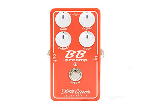Xotic BB Preamp V 1.5 Pedal