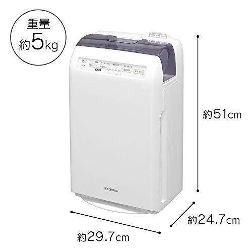 IRISOHYAMA(アイリスオーヤマ)『加湿空気清浄機(HXF-B25)』