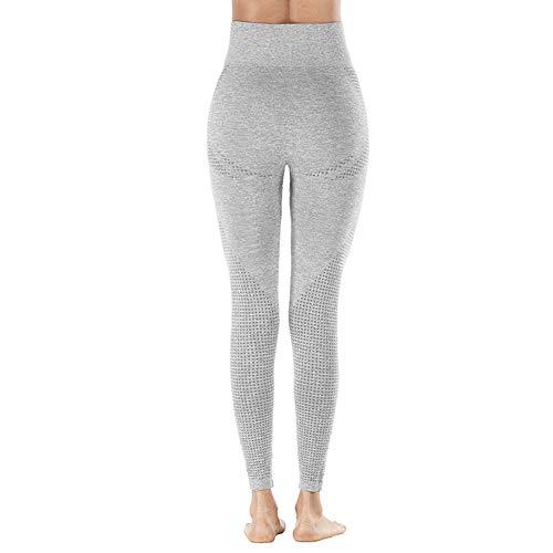 CHIYEEE vrouwen yoga broek met hoge taille Tummy controle training hardlopen stretching yoga legging S-L