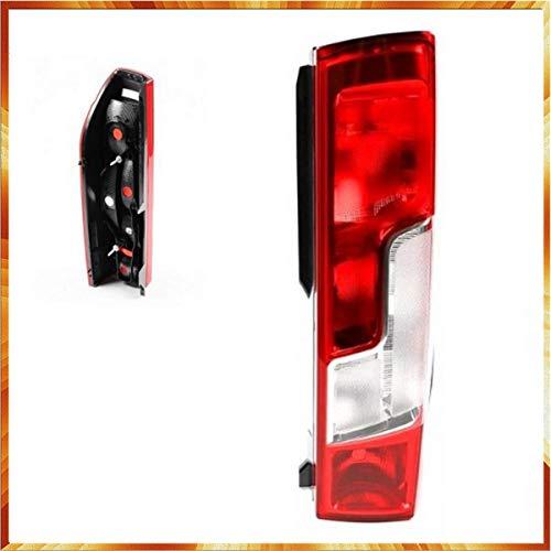 Ducato, Boxer, Relay, fanale posteriore, luce posteriore, destra, telecomando TÜV
