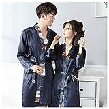 CPPI-1 Pijama Familiar Parejas Marido Esposa Boda Nupcial Conjunto de Pijama para recién Casados