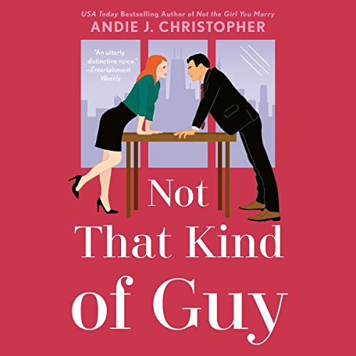 Not That Kind of Guy cover art