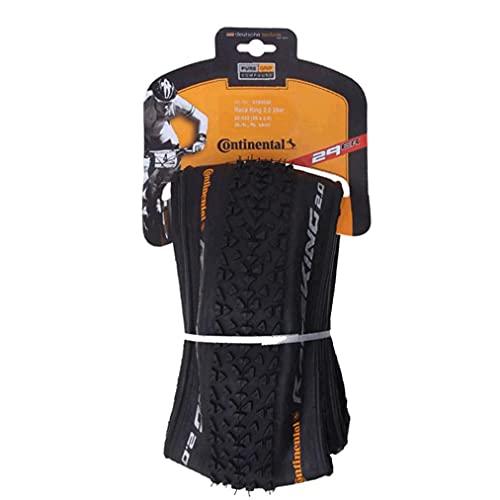 Liadance MTB neumáticos, neumáticos de Bicicletas Plegables, reemplazo Continental Ruta MTB neumáticos protección, (29x2.2cm)