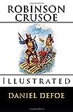 Robinson Crusoe Illustrated
