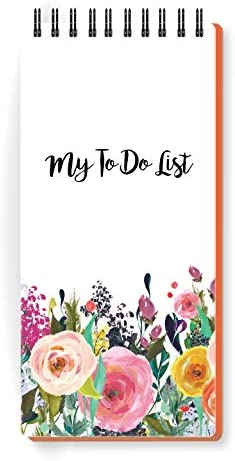 Nourish to-Do List Note Pad
