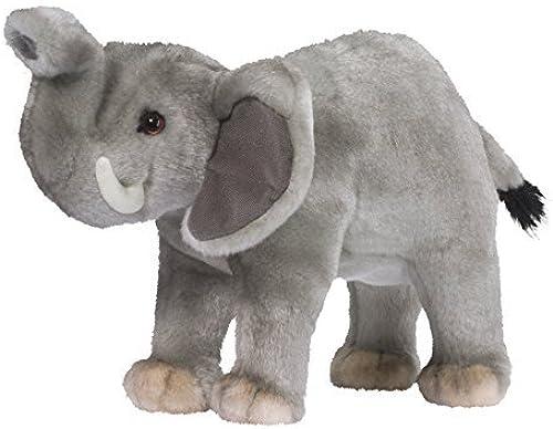 autorización oficial Elle Elephant 12 by Douglas Douglas Douglas Cuddle Toys by Douglas Cuddle Toys  online al mejor precio