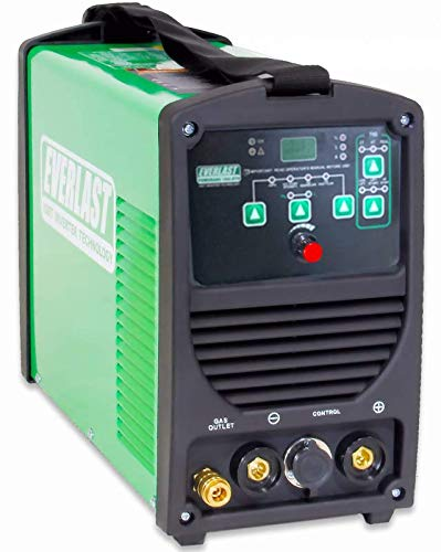 2019 EVERLAST PowerARC 160STH HF TIG Stick IGBT 160amp Welder 110/220 Dual Voltage
