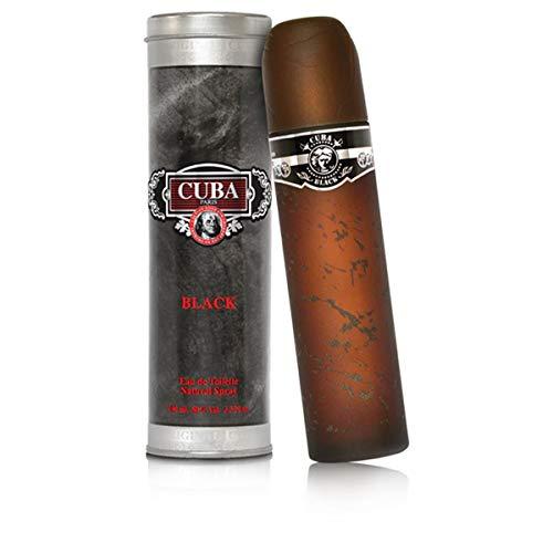 Cuba Black Von Champs Für Herren. Eau De Toilette Spray 3.3 Oz / 100 Ml