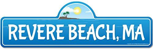 SignMission P-824 Revere Beach Ma