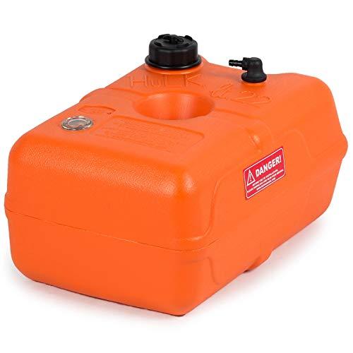 wellenshop 22 Liter Benzintank Bootstank mit Reservefunktion
