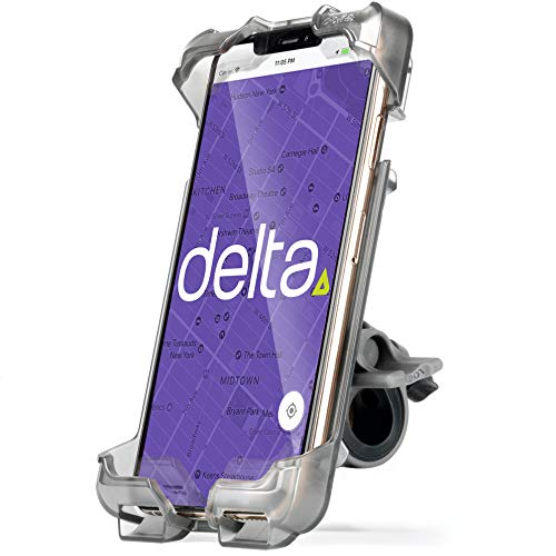Delta Smart Cell Phone Bike Bicycle Motorcycle Holder Caddy Mount Case for IPhone Android Samsung HTC Waterproof Alaska