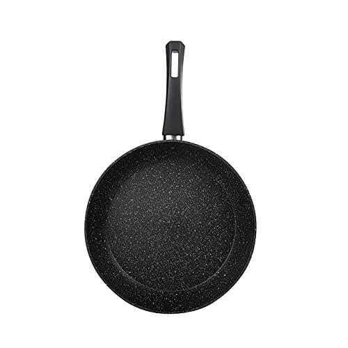 Karaca - Viento Bio Granit 26 CM Pfanne - Antihaft Beschichtete Pfanne aus Edelstahl-Optimierte Griffe, Perfekte Hitzeverteilung, Spülmaschinen- und Ofenfest - Bratpfanne 26cm