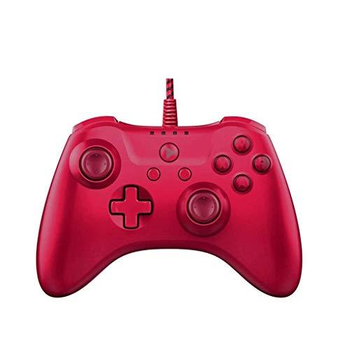 Bdesign Wireless Controller, Gamepad Computer USB-Adapter (Farbe: Pink, Größe: 15,4 * 10,5 * 6,2 cm)