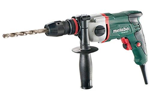Metabo 600383000 Bohrmaschine BE 600/13-2 600W, Schwarz, Grün, Grau, Rot