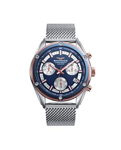 Reloj Suizo Sandoz Hombre 81511-37