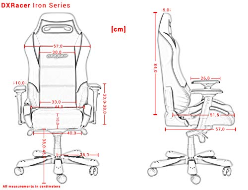 DXRacer Iron Series I11-NG Bild 2*