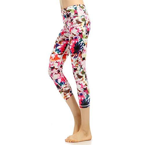 Yoga broek bedrukt Vrouwelijke lente nauwe en hippe zomer lopen modieuze completi sport fitness broek elastische taille joggingbroek