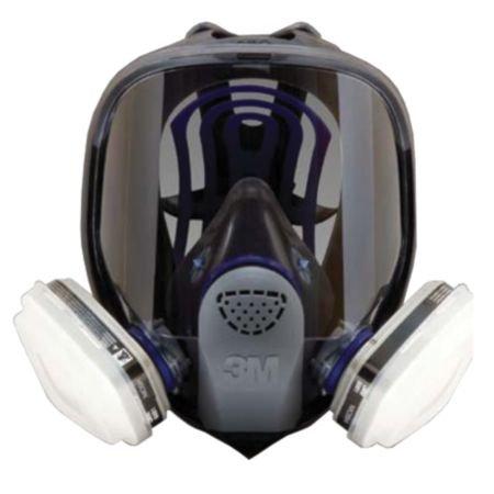 3M Respirators - Ff-400 Series Full Face Respirator - Medium