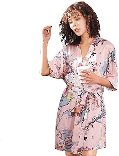 SCRT Schlafanzüge. Frauen-Frühling und Herbst Kurz Pyjamas japanischen...