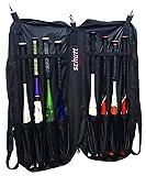 Schutt Baseball/Softball Team Bat Portfolio Bag , Black
