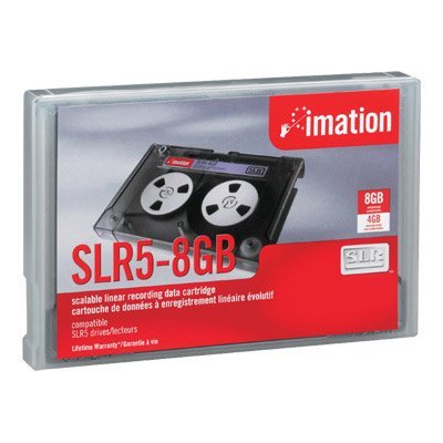 IMATION slr-5 4gb/8gb tape cartridge