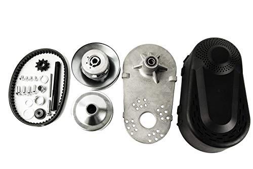 Jeremywell Jeremywell Torque Converter Clutch kit 30 Series 1 inch 10T #41/40/420 Chain