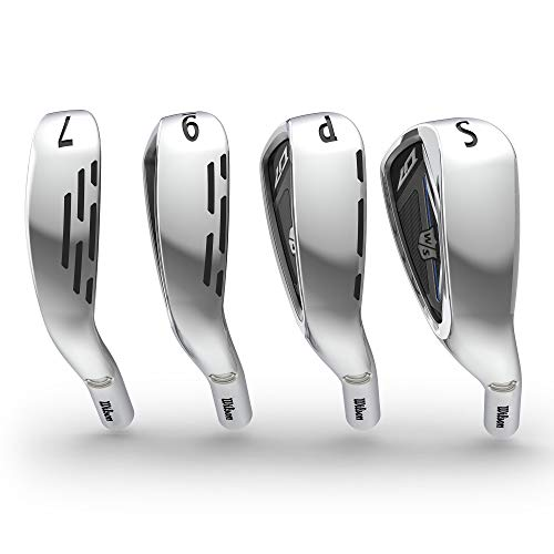 Wilson WS D7 GRA R MRH 5-PW, SW golfclub set, meerdere kleuren