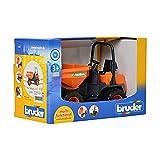bruder AUSA Minidumper Modellfahrzeug, orange/dunkelgrau