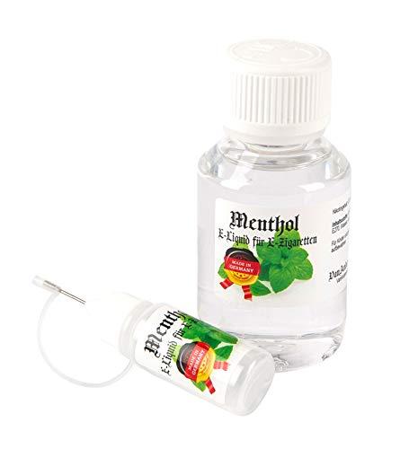 100ml VanAnderen® - PREMIUM E-Liquid + Nadelcapflasche - mit Nikotin 0,0mg - Menthol