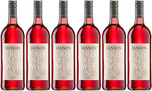 Schloss Janson Rosé 2020 Trocken (6 x 1.0 l)