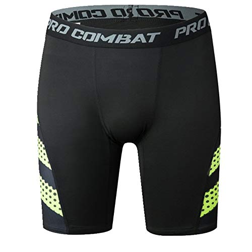 Pantalones cortos de secado rápido para hombre U/A Verde verde 46