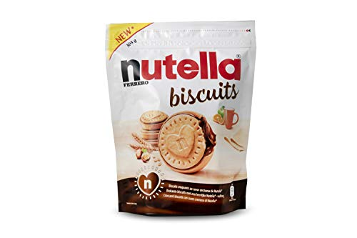Nutella - Nutella Biscuits, 304 grams