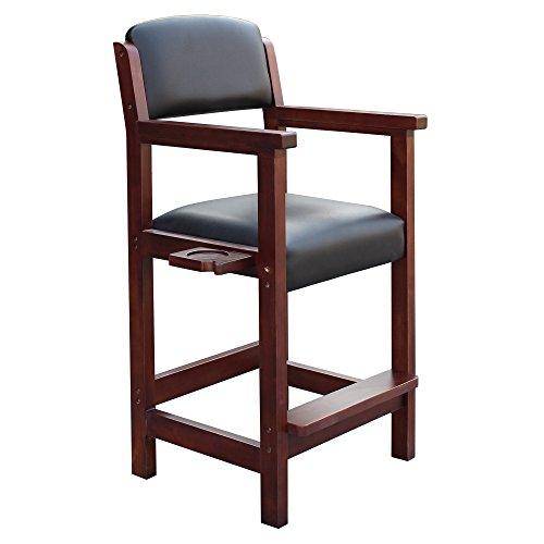 Hathaway Cambridge Spectator Chair, Mahogany