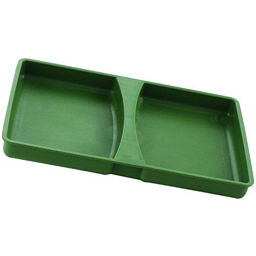WESCO Eratzdeckel Bio-Verschlussdeckel für 7, 8 und 10 Liter Eimer | grün