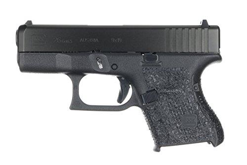 TALON Grip for Glock 26/27/28/33/39 (Gen4) No Backstrap, Rubber