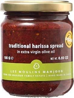 traditional harissa spread