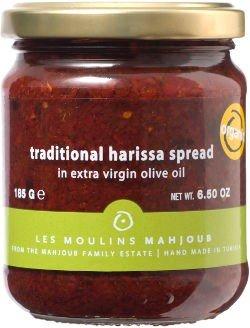 Les Moulins Mahjoub Traditional Harissa Spread - 185g
