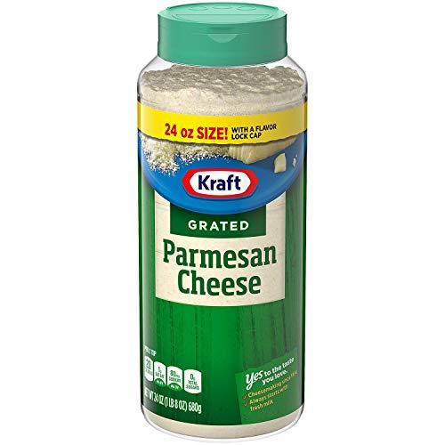 Kraft Grated Parmesan Cheese-24 oz