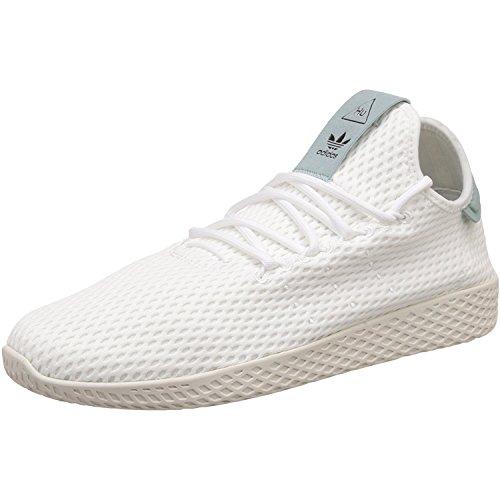 Adidas Pharrell Williams Tennis Hu Niña Zapatillas Blanco