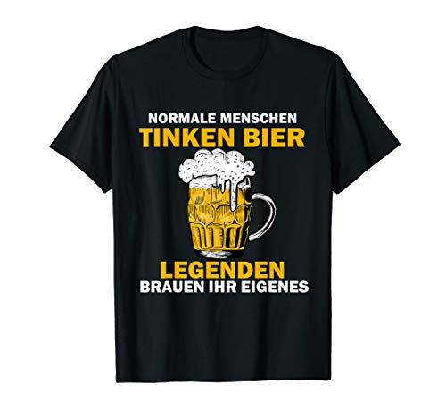 Bier brauen TShirt |, Braumeister, Heimbrauen, Hobbybrauen T-Shirt