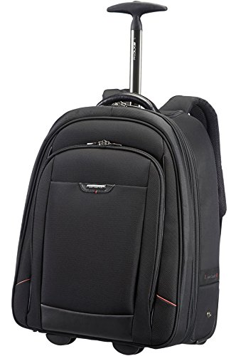 "Samsonite Pro-Dlx 4 Laptop Backpack/Wh.17.3"" Valigie, 54 cm, 30 L, Nero (Nero)"