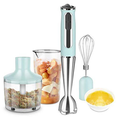 ALY Stabmixer–pürierstab, Zerkleinerer & Küchenmaschine, Multifunktionsmixer, 600 W, Leise Mit Leichte Reinigung
