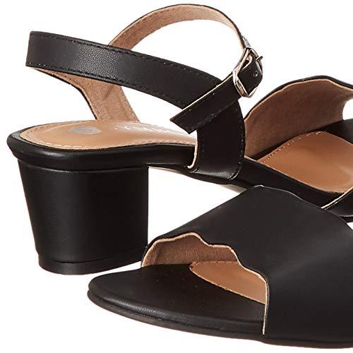 Amazon Brand - Symbol Women Heels Sandal