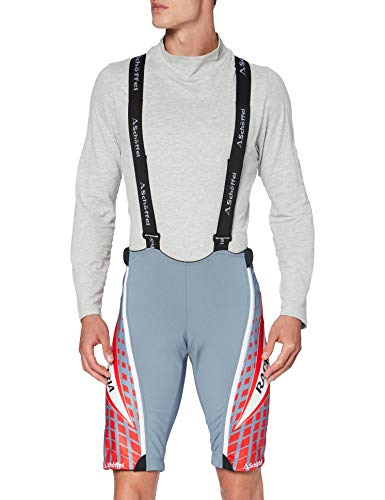 Schöffel Race Shorts1 A RT Traje de esquí para Hombre, Hombre, Color Stormy Weather,...