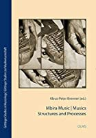 Mbira Music / Musics: Structures and Processes
