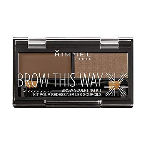 Rimmel London Brown This way Kit...