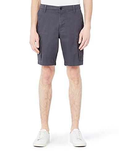 Amazon-Marke: MERAKI Herren Cargo Shorts, Grau (Charcoal), L